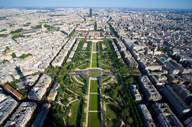 Párizs a romantikus város